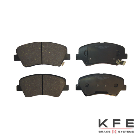 KFE1543-104 Ultra Quiet Advanced Ceramic Brake Pads