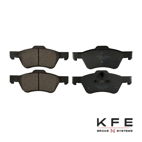 KFE Quiet Advanced Ceramic Brake Pad - KFE1047A-104