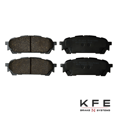 KFE1004-104 Front Ceramic Disc Brake Pad