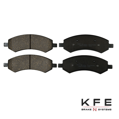 KFE1084-104 Front Ceramic Brake Pad