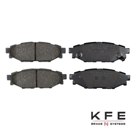 KFE1114-104 Front Ceramic Disc Brake Pad