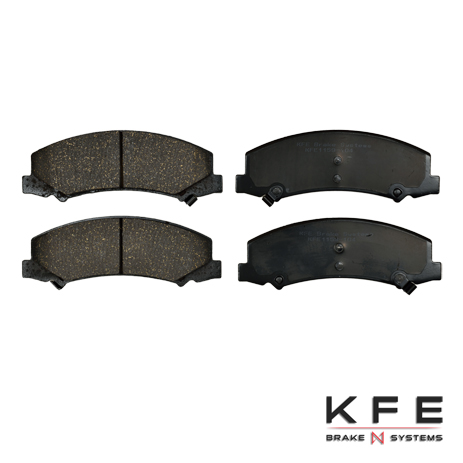 KFE1159-104 Front Ceramic Brake Pad