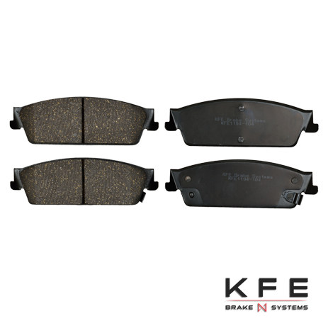 KFE1194-104 Rear Ceramic Brake Pad
