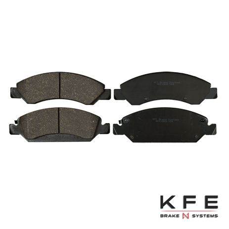 KFE1363-104 Front Ceramic Brake Pad