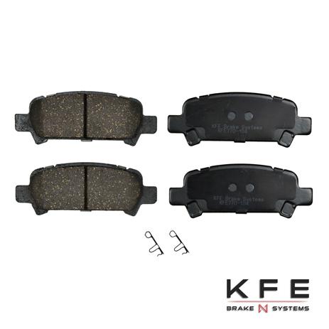 KFE770-104 Rear Ceramic Brake Pad