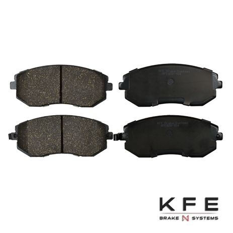 KFE929-104 Front Ceramic Brake Pad