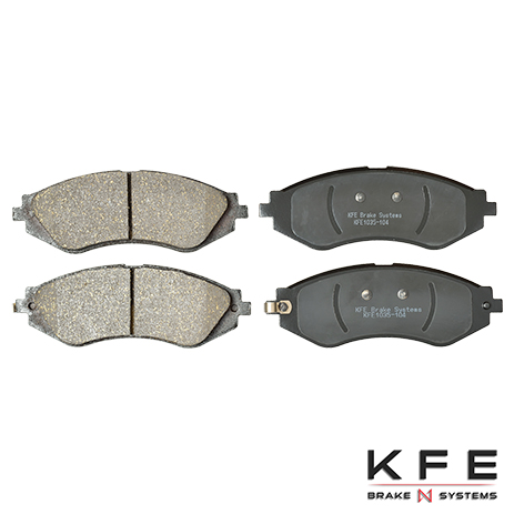KFE1035-104 Front Ceramic Brake Pad