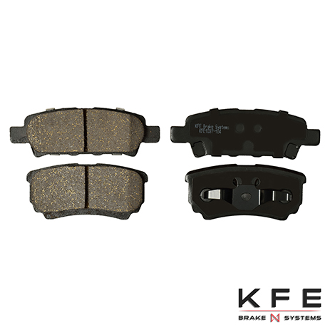 KFE1037-104 Rear Ceramic Brake Pad