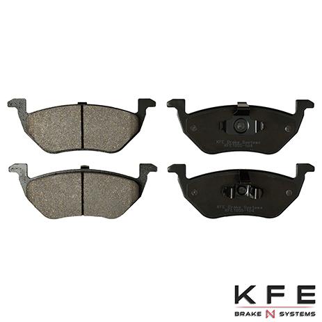 KFE1055-104 Rear Ceramic Brake Pad