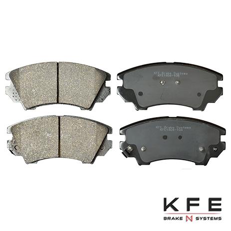 KFE1404-104 Front Ceramic Brake Pad