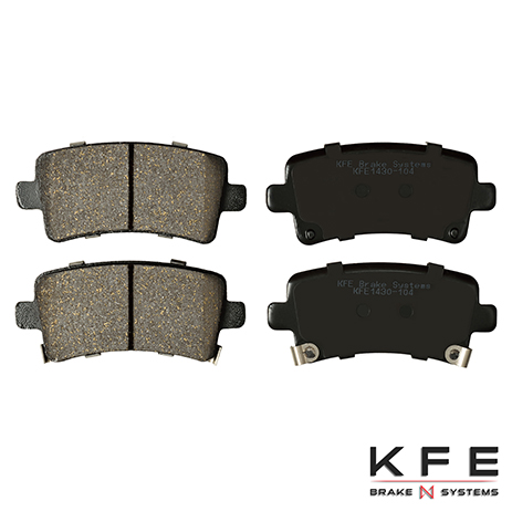 KFE1430-104 Rear Ceramic Brake Pad