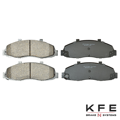 KFE679-104 Front Ceramic Brake Pad