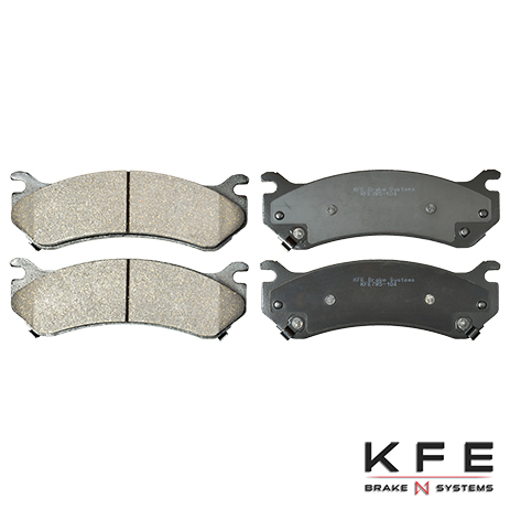 KFE785-104 Ceramic Brake Pad