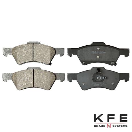 KFE857-104 Front Ceramic Brake Pad