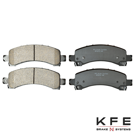 KFE974-104 Rear Ceramic Brake Pad
