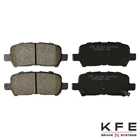 KFE999-104 Rear Ceramic Brake Pad
