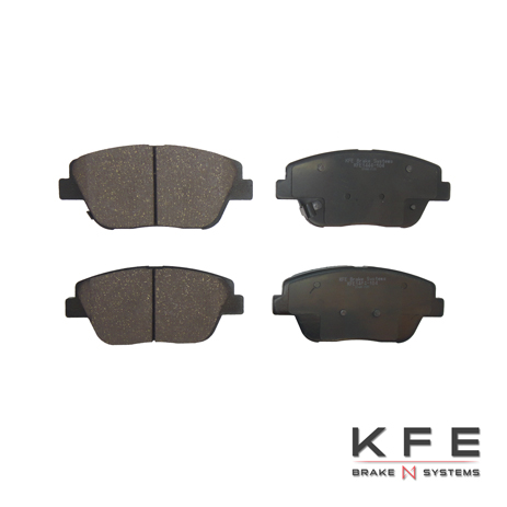 KFE1444-104 Ultra Quiet Advanced Ceramic Brake Pads