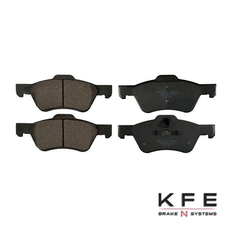 KFE Quiet Advanced Ceramic Brake Pad - KFE1047A-104
