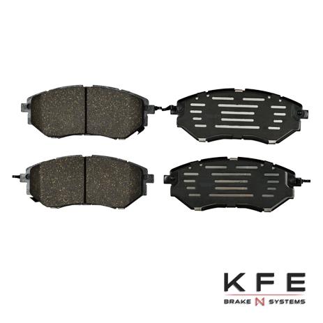 KFE1078-104 Front Ceramic Brake Pad