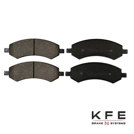 KFE1084-104 Front Ceramic Brake Pad