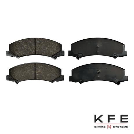 KFE1159-104 Front Ceramic Brake Pad