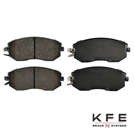 KFE1539-104 Front Ceramic Brake Pad