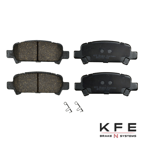 KFE770-104 Rear Ceramic Brake Pad