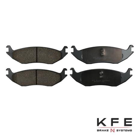 KFE967-104 Rear Ceramic Brake Pad