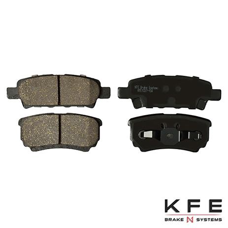 KFE1037-104 Rear Ceramic Brake Pad