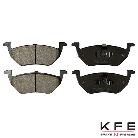 KFE1055-104 Rear Ceramic Brake Pad