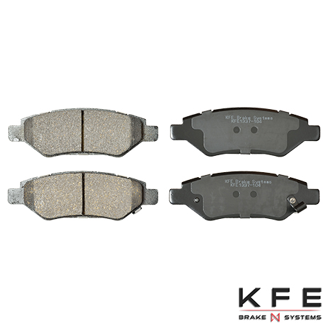 KFE1337-104 Rear Ceramic Brake Pad