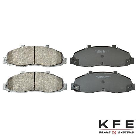 KFE679-104 Front Ceramic Brake Pad