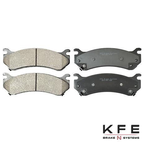 KFE785-104 Ceramic Brake Pad