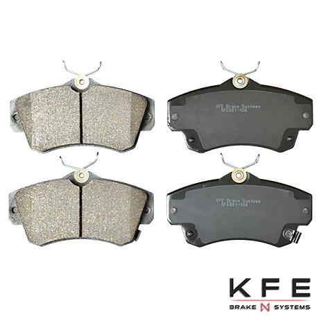 KFE841-104 Front Ceramic Brake Pad