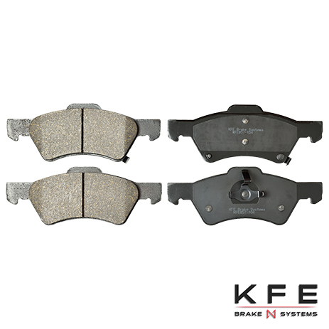 KFE857-104 Front Ceramic Brake Pad