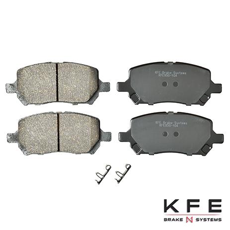 KFE956-104 Rear Ceramic Brake Pad