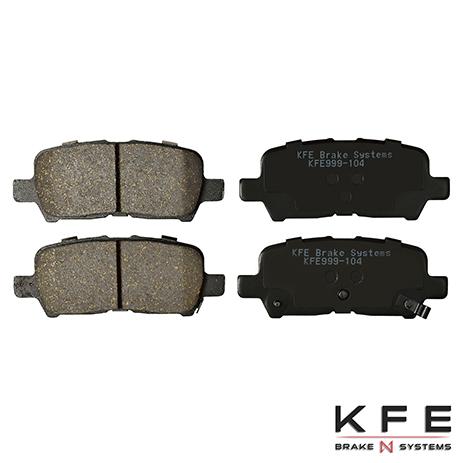 KFE999-104 Rear Ceramic Brake Pad